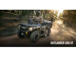 Outlander 6x6 1000 PRO