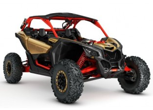 MAVERICK X3 XRS TURBO R