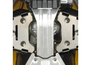 Front Aluminum Skid Plate Передняя защитная панель