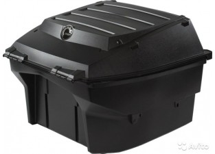 Goods box, XU 09-11 Багажный короб для снегоходов