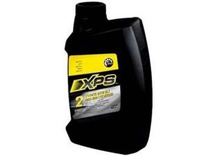 Моторное масло 2т 1л полусинтетика