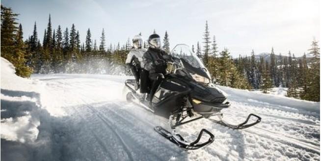Ski-Doo 2019: презетация новинок>