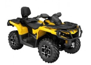 Outlander MAX 650 XT Yellow