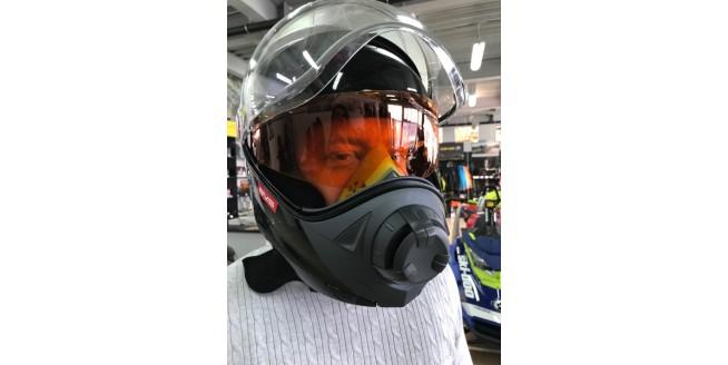 Особые условия на шлем BV2S>