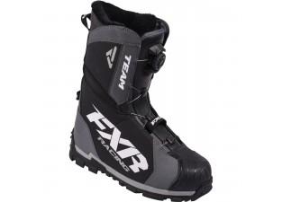 Ботинки FXR Team BOA Black 11