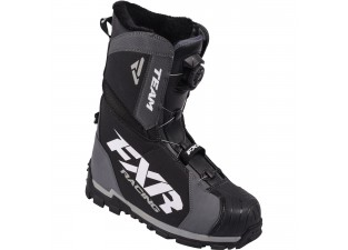 Ботинки FXR Team BOA Black 13