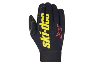 Перчатки X-Team Crew Gloves Black XL