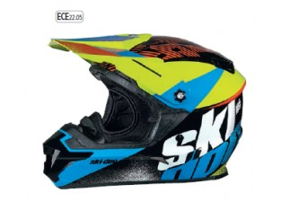 Шлем Ski-Doo XP-3 Motion Pro Cross Helmet (DOT/ECE/SNELL) Mixed Color 2XL