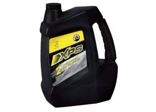 2 stroke Semi Synthetic 3*1galon Масло XP-S моторное 4 л полусинтетика 2т