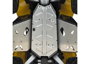 Central Chassis Skid Plate> Renegade & Outlander 500,650,800 Защитная панель