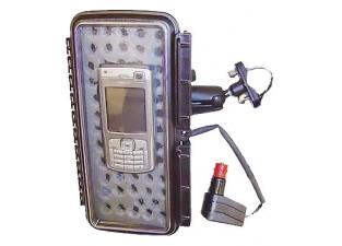 Пластиковый футляр для GPS, с подогревом(BIG)