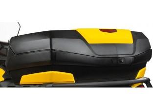Панели для багажного короба желтые