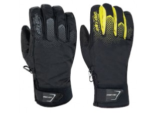 Перчатки мужские Grip gloves Black L