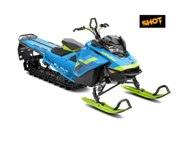 SUMMIT X 850 154″ SHOT
